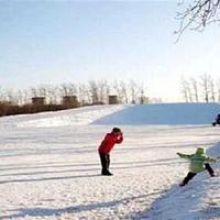 植物园凤凰滑雪场