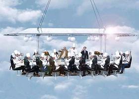 迪拜天空餐厅