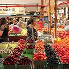 格兰维尔岛公共市场