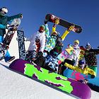 天津盘山滑雪场