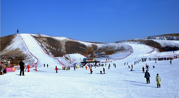 蓟洲国际滑雪场