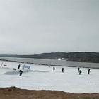 千年景区滑雪场