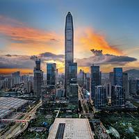 深圳平安金融中心云际观光层