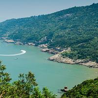 大沙岙海滨浴场(仙叠岩)