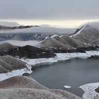桂林天湖-冰雪世界滑雪场