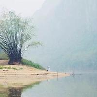 花山岩画景区