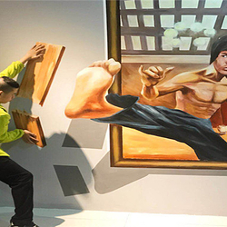 3D奇幻错觉艺术馆