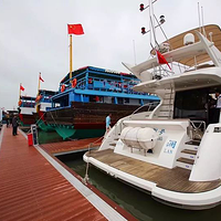 潭门休闲渔业码头