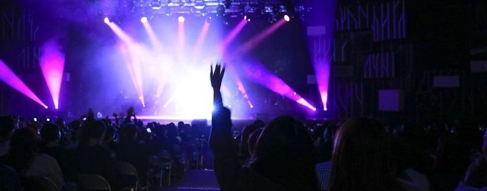 本地狂热音乐会
