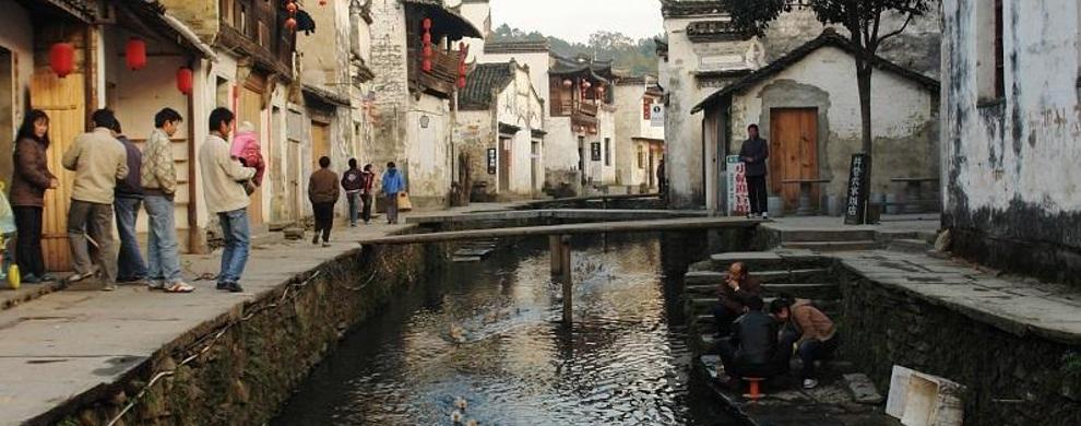李坑:小桥流水人家