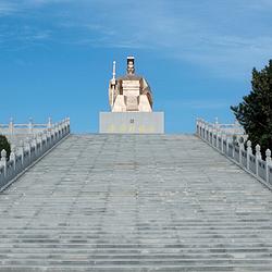 天津蓟州车神架风景区