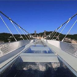 张家界大峡谷玻璃桥