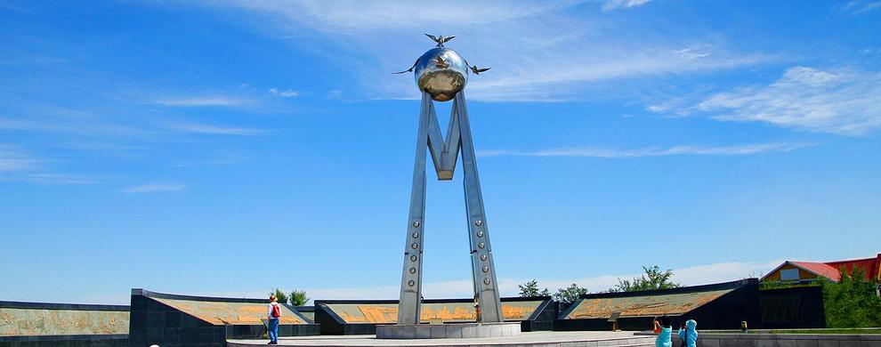 和平之门广场