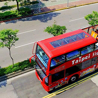台北双层观光巴士