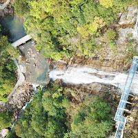 湖南九龙江国家森林公园