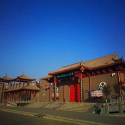 峰峰响堂山石窟博物馆(南响堂寺)