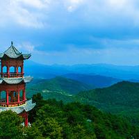 燕子山原始生态旅游风景区
