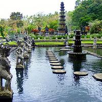 巴厘岛水宫