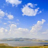 张北天鹅湖风景区