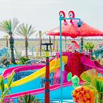 阿拉的海水上乐园