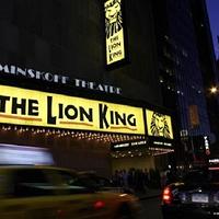 纽约百老汇《狮子王》