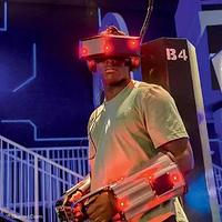 迪拜商场VR主题公园