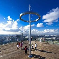 新加坡空中花园观景台