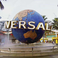 新加坡环球影城