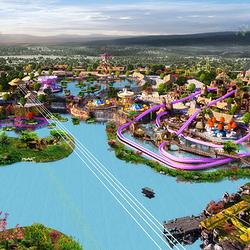 湖南长鹿国际生态旅游度假区