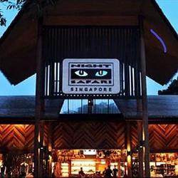 新加坡夜间野生动物园