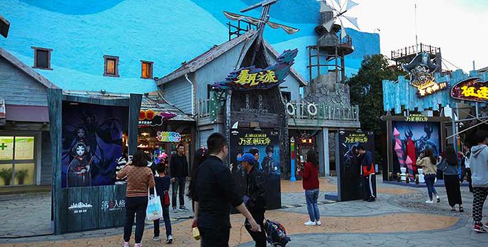上海欢乐谷团购票_上海欢乐谷门票,上海欢乐谷门票预订,上海欢乐谷门票价格,去 ...