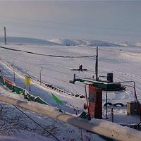 大自然滑雪场