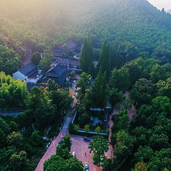 安吉山水灵峰景区