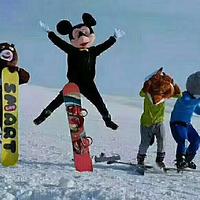 昭苏滑雪场