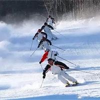 天柱山滑雪场