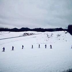 本溪雲山滑雪场