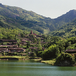 苍南碗窑古村落风景区