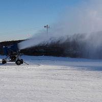 明月岛越野滑雪场