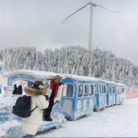 南天湖滑雪场