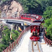 黄金寨原生态旅游区