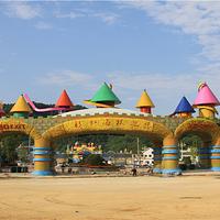 彩虹海陆地乐园
