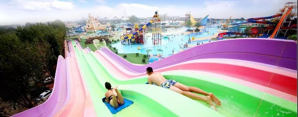 乐在清凉 夏日戏水最主流