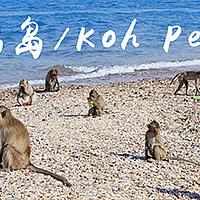 鸭岛Koh Ped(也称猴岛)