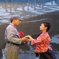 吉安井冈山大型红色主题舞台