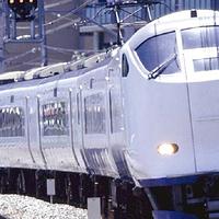 关西机场关空特快列车HARUKA