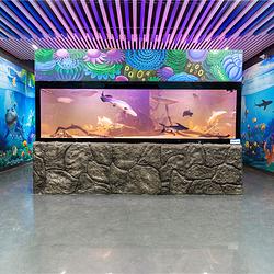 海门莲花峰海洋文化馆
