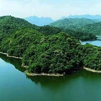 南阳桐柏龙潭河景区