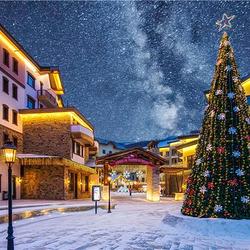 太舞滑雪小镇(太舞滑雪场)