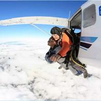 海南熊猫基地-高空跳伞