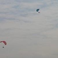 五老峰国际滑翔伞基地